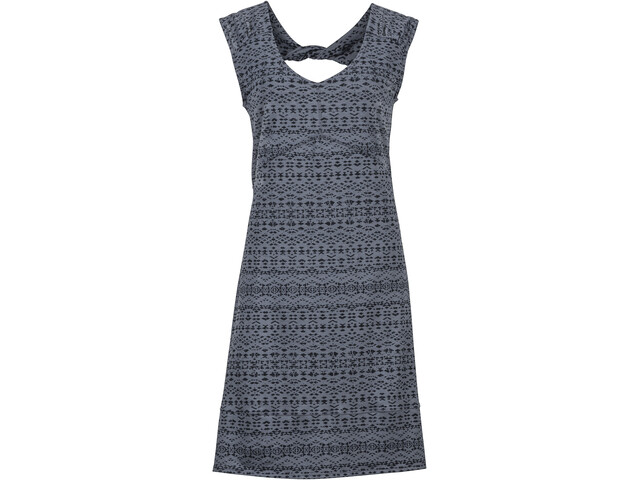 Marmot Annabelle Dress Dam steel onyx heather sunfall